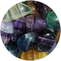 Crystal Fluorite Ewald Kliegel - selected by Walter von Holst